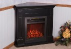 Corner Fireplace By Puratron Edenpure Store